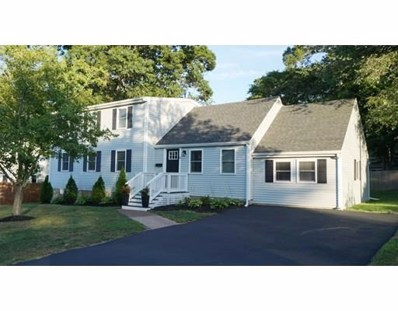 61 Constitution Avenue, Weymouth, MA 02190 - #: 72547260