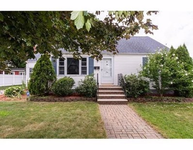 54 Thornton Ave, Lowell, MA 01852 - #: 72548041