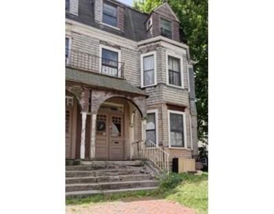 97 Moreland Street, Boston, MA 02119 - #: 72548530