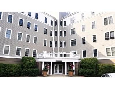 8 Crowninshield Street UNIT 406, Peabody, MA 01960 - #: 72548783