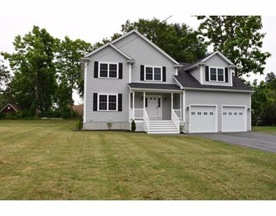 16 Francis Drive, Dudley, MA 01571 - #: 72549315