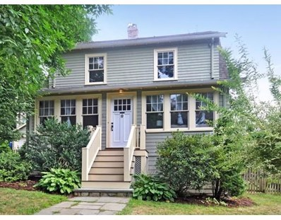 15 West Court Terrace, Arlington, MA 02474 - #: 72549808
