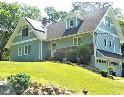 160 Old Westminster Road, Hubbardston, MA 01452 - #: 72550287