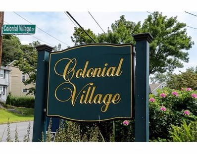 8 Colonial Village Dr UNIT 4, Arlington, MA 02474 - #: 72550311