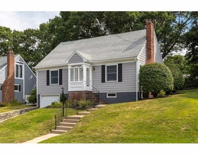 33 Whitman Ave, Melrose, MA 02176 - #: 72550358