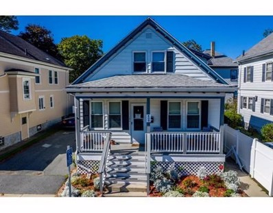 409 Park St, New Bedford, MA 02740 - #: 72550473