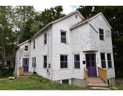 63 N Prospect St, Amherst, MA 01002 - #: 72551619