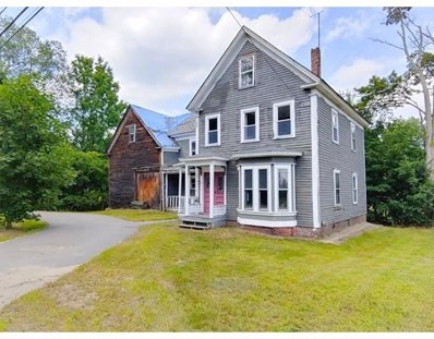 5 Brookline St, Pepperell, MA 01463 - #: 72553548