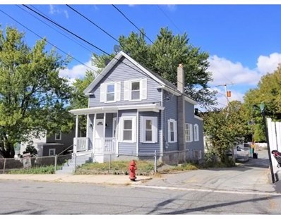 12 Morton St, Lowell, MA 01852 - #: 72553616
