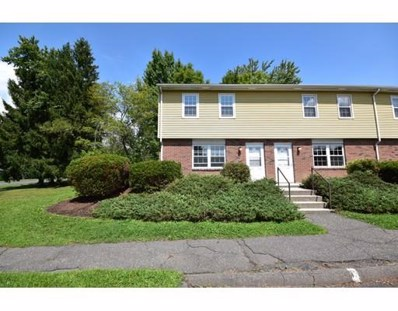 252 West St UNIT 1, Amherst, MA 01002 - #: 72553929