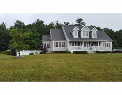6 Jewel Dr, West Bridgewater, MA 02379 - #: 72553954
