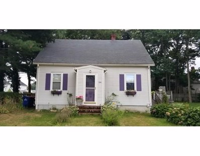 34 Plympton St, New Bedford, MA 02745 - #: 72554837