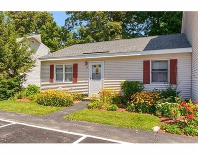103 Main Street UNIT 18, Pepperell, MA 01463 - #: 72555903