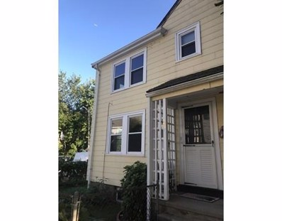 29 Keyes St, Quincy, MA 02169 - #: 72556509
