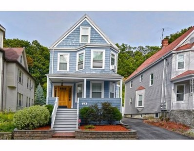 33 Pierce Street, Malden, MA 02148 - #: 72557948