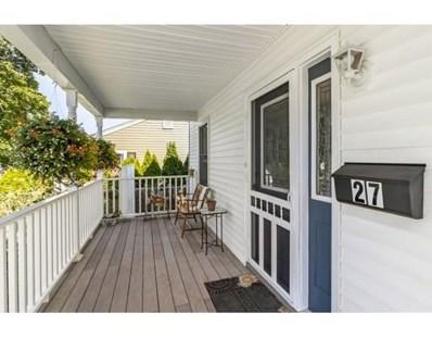 27 Riverside Street, Danvers, MA 01923 - #: 72558029