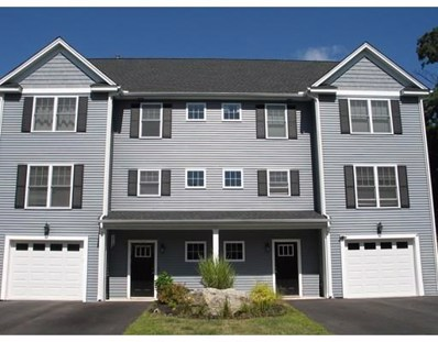 1 Greenwich St UNIT A, North Attleboro, MA 02760 - #: 72558688
