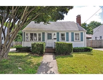 60 Alrick Rd, Quincy, MA 02169 - #: 72560297