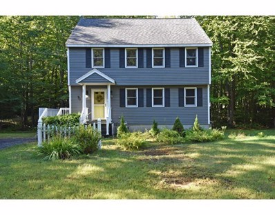 90 West St, Pepperell, MA 01463 - #: 72560689