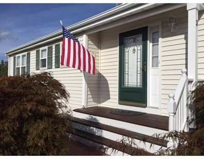3 Crystal Water Drive UNIT 3, East Bridgewater, MA 02333 - #: 72561792