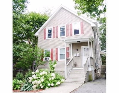 32 Hautevale St UNIT 2, Boston, MA 02131 - #: 72562133