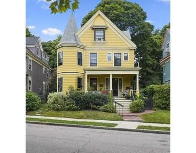 37 Wellesley Park, Boston, MA 02124 - #: 72563059