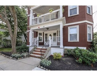 34 Catherine Street UNIT 4, Boston, MA 02131 - #: 72563393