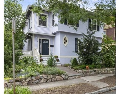 22 Freeman St, Arlington, MA 02474 - #: 72563465
