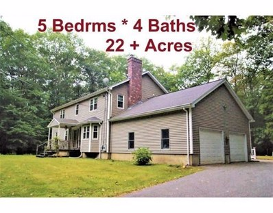252 Guelphwood Rd, Charlton, MA 01507 - #: 72563769