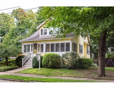 34 Kingston Street, Reading, MA 01867 - #: 72563774