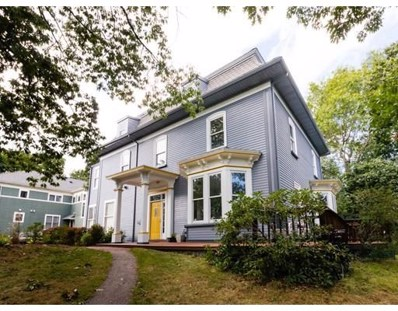 243 Chestnut Ave UNIT 2, Boston, MA 02130 - #: 72564389