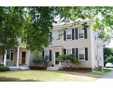33 South UNIT A, Medfield, MA 02052 - #: 72564483
