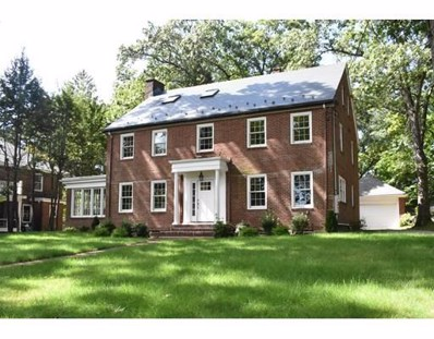 29 Gammons, Newton, MA 02468 - #: 72564601