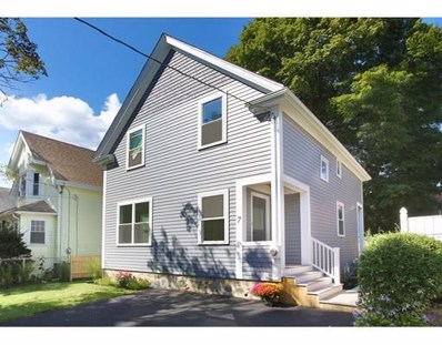 7 Williams St, Newton, MA 02464 - #: 72566826