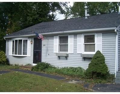 20 Lawn Street, Brockton, MA 02302 - #: 72566887
