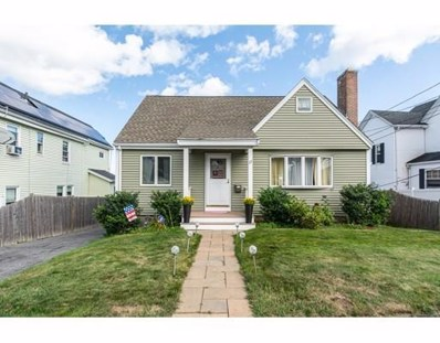 27 Tuckerman St, Revere, MA 02151 - #: 72566924