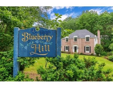 2 Blueberry Hill Ln, North Andover, MA 01845 - #: 72567197
