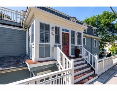 30 Monmouth UNIT 30, Somerville, MA 02143 - #: 72567385
