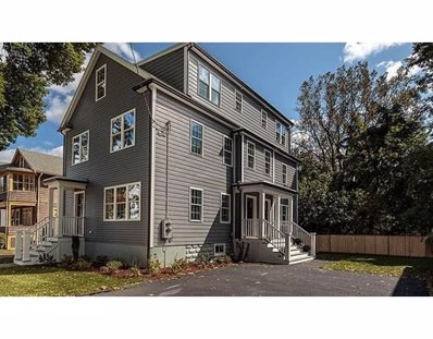 10 Edith St. UNIT 10, Arlington, MA 02474 - #: 72567836