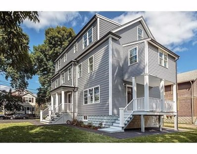 12 Edith St. UNIT 12, Arlington, MA 02474 - #: 72567838
