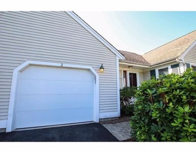 2 Ironwood Path UNIT 2, Mashpee, MA 02649 - #: 72568587