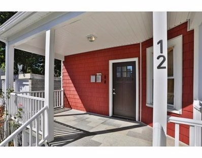 12 Emerald St UNIT #2, Medford, MA 02155 - #: 72571290