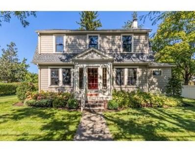 155 Auburndale Aveneue, Newton, MA 02465 - #: 72572897