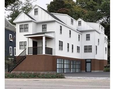 705 Hammond St UNIT B, Brookline, MA 02467 - #: 72573312