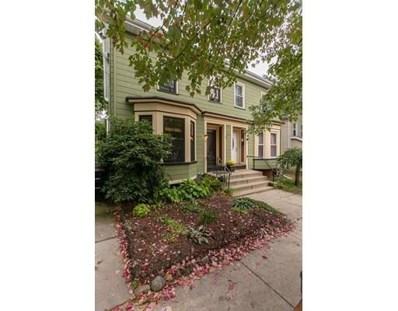 19 Putnam Street, Somerville, MA 02143 - #: 72574391