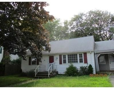 89 Caroline St, New Bedford, MA 02740 - #: 72575486