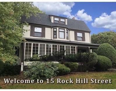 15 Rock Hill St, Medford, MA 02155 - #: 72577742