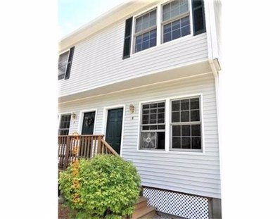13 Dexter St UNIT 8, North Attleboro, MA 02760 - #: 72578637