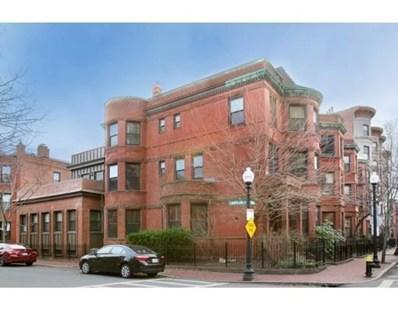136 Saint Botolph, Boston, MA 02115 - #: 72579700