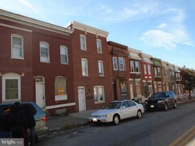 2225 Baltimore Street W, Baltimore, MD 21223 - MLS#: 1003225171
